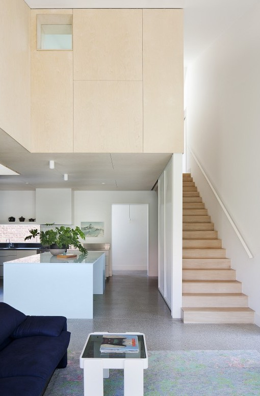 Gable House Clare Cousins Architects